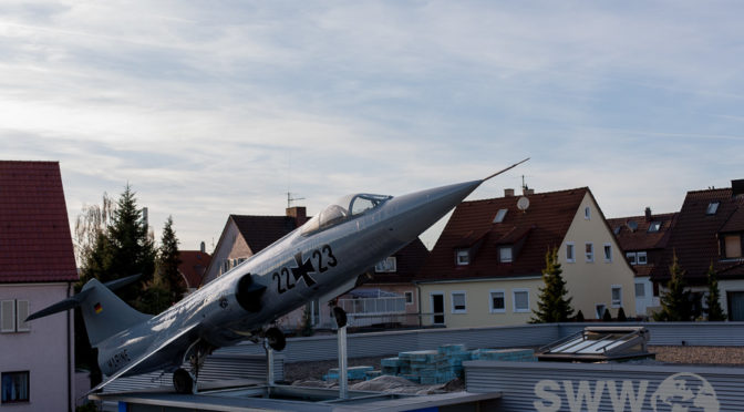 Starfighter – die neue Attraktion in Stuttgart?