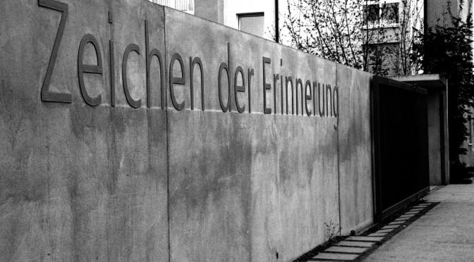 Zeichen der Erinnerung – andere Seiten Stuttgarts