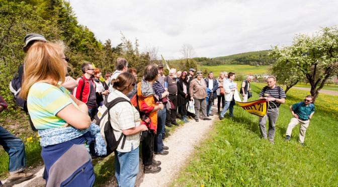 Wanderung Gruibingen-Umpfental