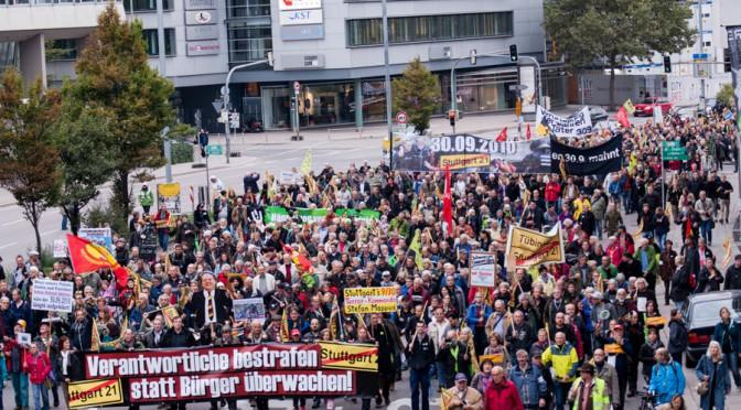 Schwarzer Donnerstag – Verantwortliche bestrafen statt Bürger überwachen