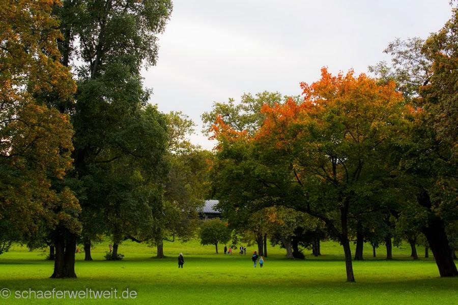 Parkschützer besetzen Rosensteinpark