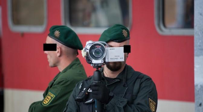 Kameras müssen aus bleiben