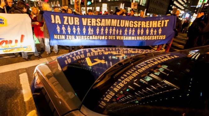 Kommentar: Stuttgart ist da, wo shopping vor dem Grundgesetz steht