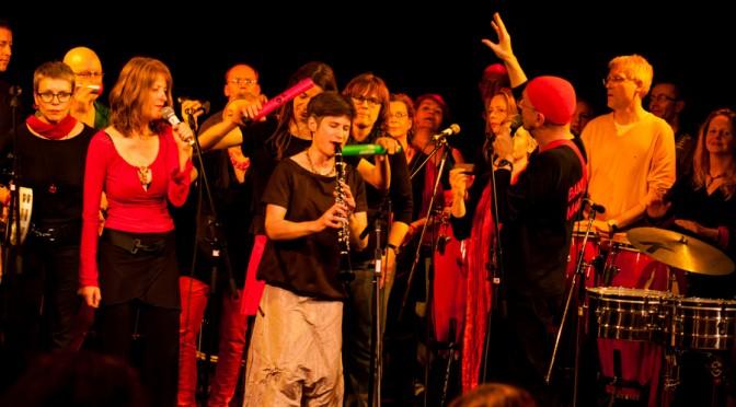 Banda Maracatú in Ludwigsburg