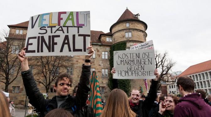 Stuttgart im Zeichen des Bildungsplans