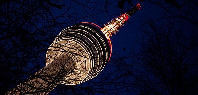 Wiedereröffnung des Fernsehturmes in Sicht