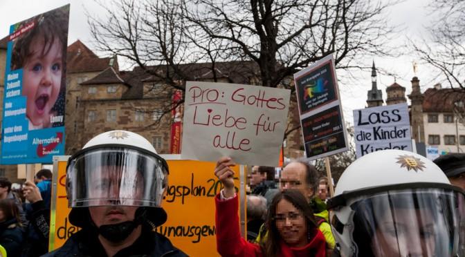 Demo für Alle? Diffuse Ängste schüren und Politisch ausnutzen.