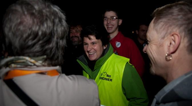 17.10.2011 – Tanja Gönner kratzt ab!