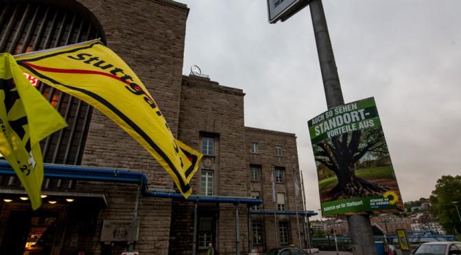 Grüne Wahlwerbung – Grüne Wahlkampfspiele