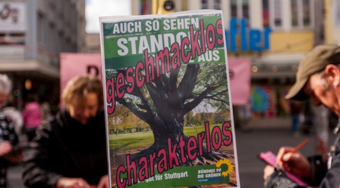 Stuttgarter Baumgeschichten