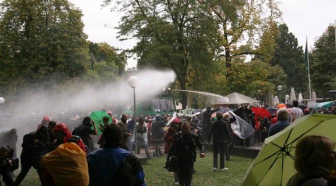 Schwarzer Donnerstag der 30. September 2010