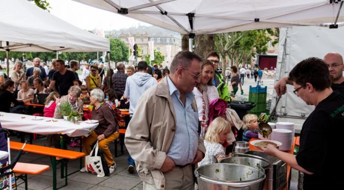 Aktionstage gegen Verschwendung nicht marktfähiger Lebensmittel