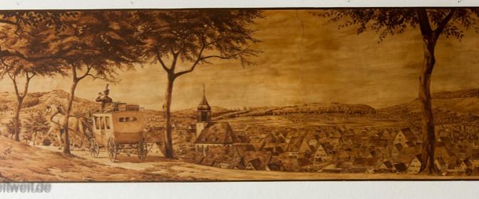 Schützenswerte historische Ansichten von Feuerbach