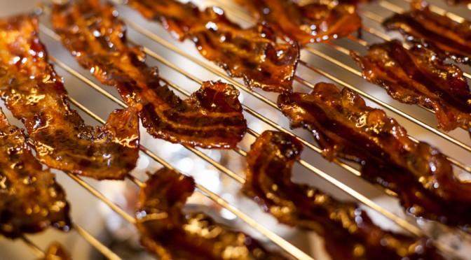 Bacon Candy – Kandierter Bauchspeck