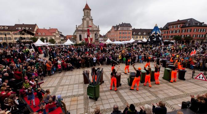 Stahl Fatal in Ludwigsburg