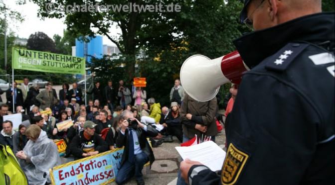 """Häußler """"Matrix"""" – Anstiftung der Polizei zum Verfassungsbruch?"""