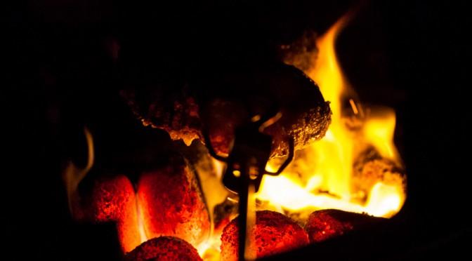 Picanha / Churrasco (Tafelspitz direkt vom Feuer)