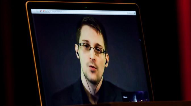 Edward Snowden erhält Stuttgarter Friedenspreis
