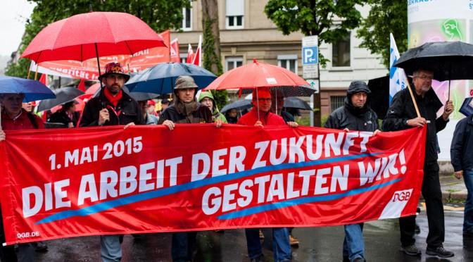 1. Mai – DGB Demo in Stuttgart