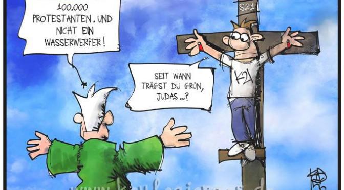 Der Stuttgarter Kirchentag …