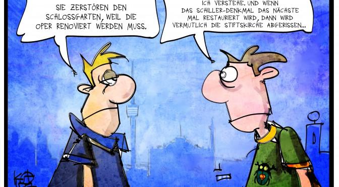 Stuttgarter Renovierungskonzept