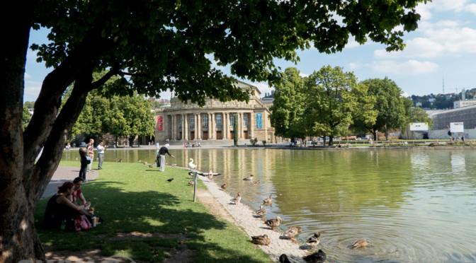 Impressionen aus Stuttgart