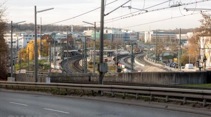 Baueinrichtungsflächen in Feuerbach