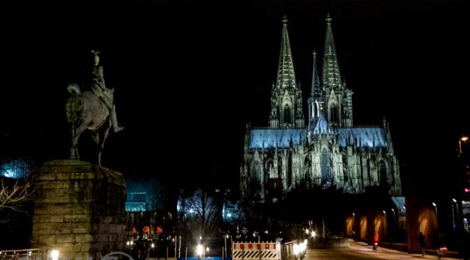 Nachtimpressionen aus Köln