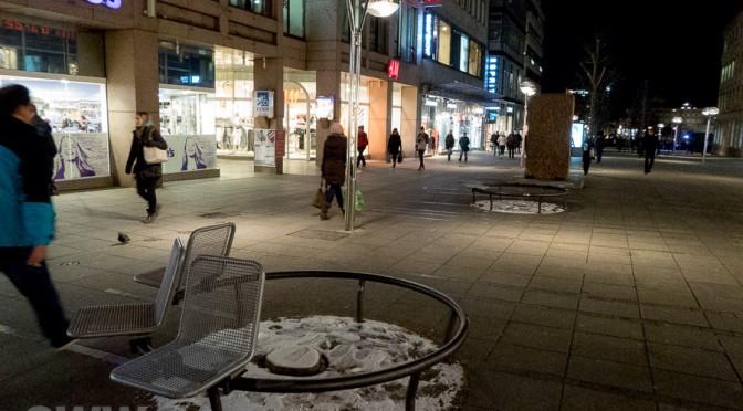 Massaria streckt Bäume in Stuttgart nieder
