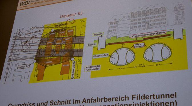 Wo liegen die Probleme beim Bau des Fildertunnels?