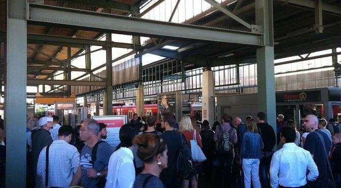 S-Bahn im Chaos und täglich grüßt das marode Netz