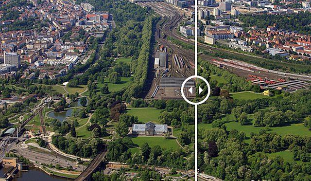 Umstieg21 – Abstellbahnhof zu Parkflächen! Jetzt!