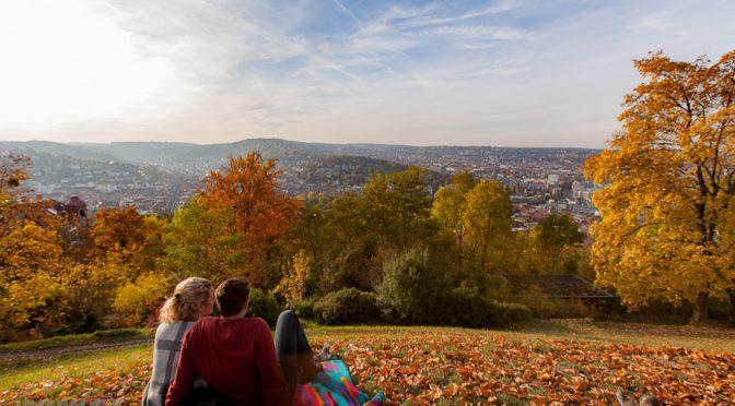 """""""Vom Fernsehturm zum Fernsehturm"""" – Impressionen aus Stuttgart"""