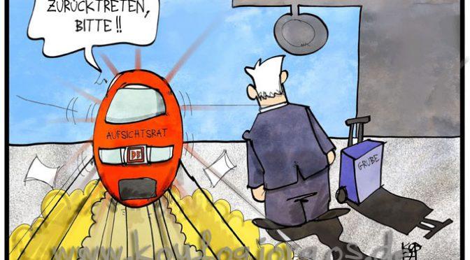 Wegtreten Bitte. Stuttgart 21 – Ausstieg Jetzt!