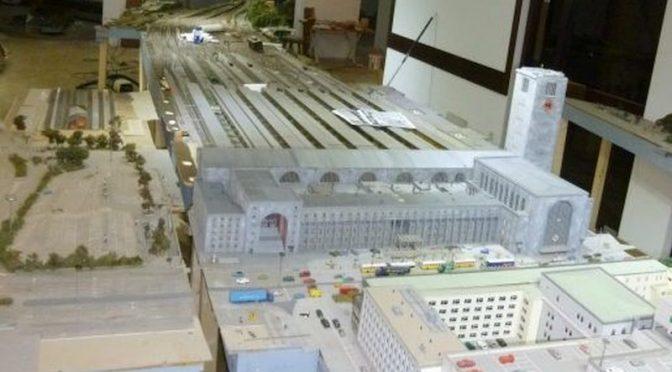 Eröffnung von Stellwerk S in Herrenberg