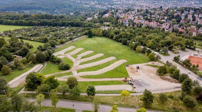 Stuttgart 21 zerstört weiteres Landschaftsschutzgebiet