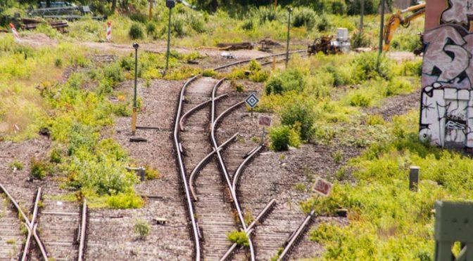 Eisenbahn-Romantik: Die Milliarden-Projekte