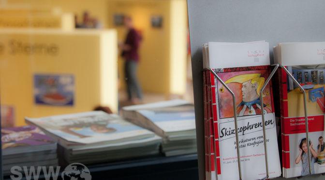 Skizzophrenien – Die Ausstellung.