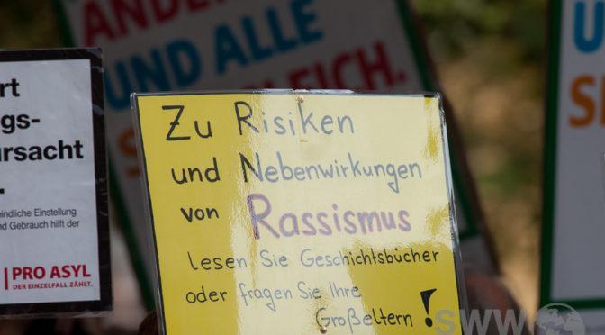#WirsindMehr vs. #StussBuss