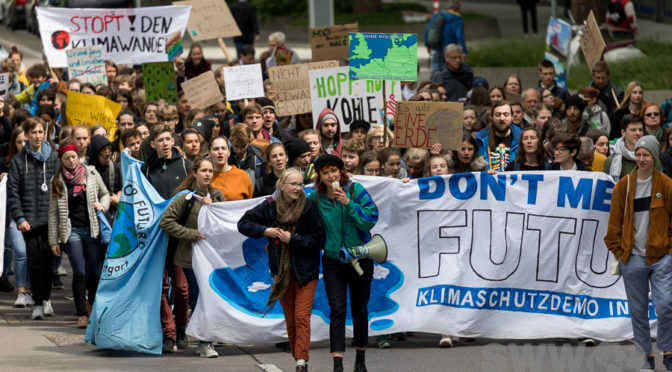 Fridays for Future – 3. Mai 2019