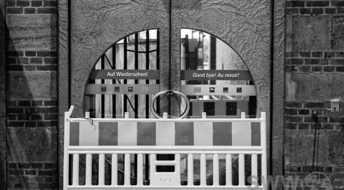 Impressionen rund um den HBF – die Haupthalle