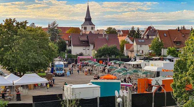 Impressionen vom Streetfoodfestival 2020