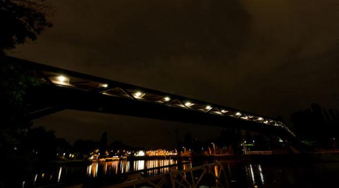 Stuttgart bricht die letzten Brücken zur Vernunft ab | Hommage an eine besondere Brücke
