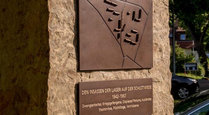 Zwangsarbeiterlager in Zuffenhausen