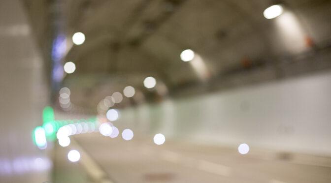 Impressionen aus dem Rosensteintunnel